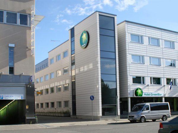 GreenStar-Hotel-hotelli-Joensuun-keskustassa