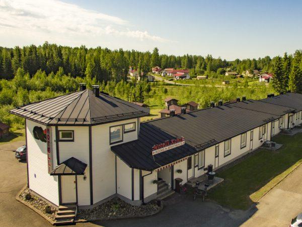 Motelli-Kontio-Motelli-Kontiolahdessa