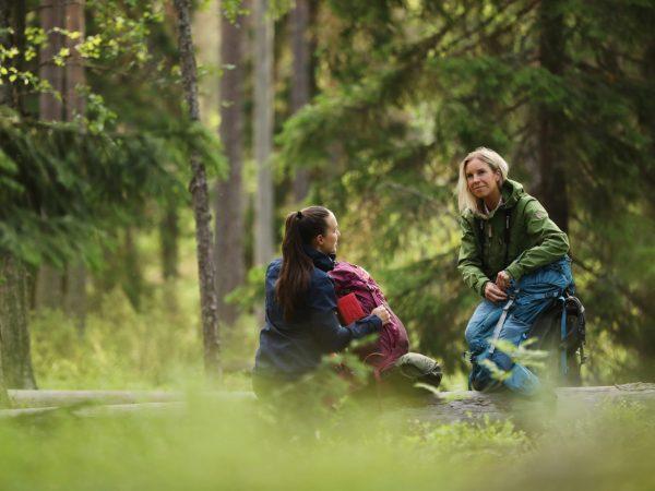 vk-retkeilijät-metsässä2