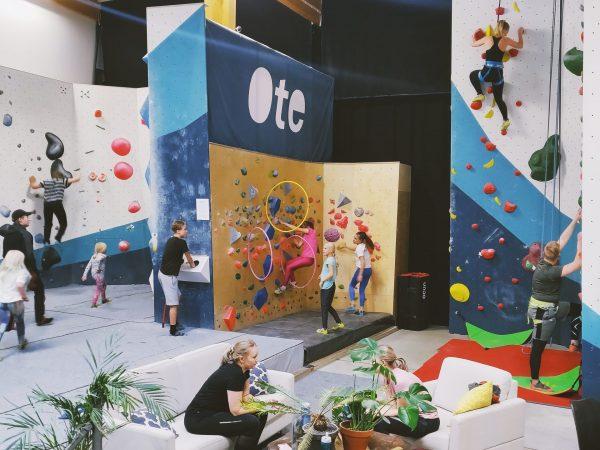 Ote-Kiipeilykeskus